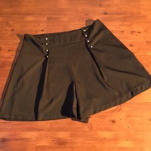 Zara Sailor Shorts
